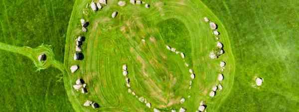 Ballynoe stone circle (Shutterstock)
