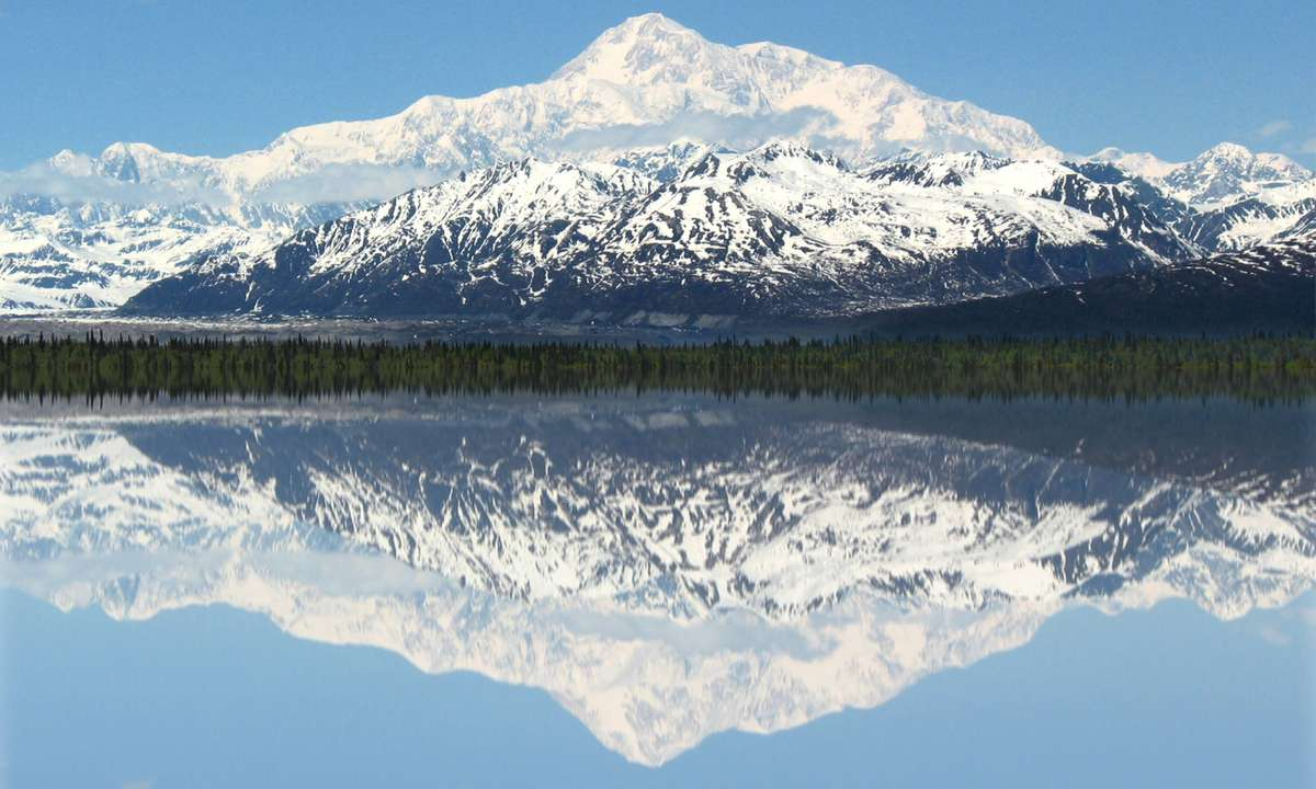 Denali, otherwise known as Mount McKinley, Alaska (Dreamstime)