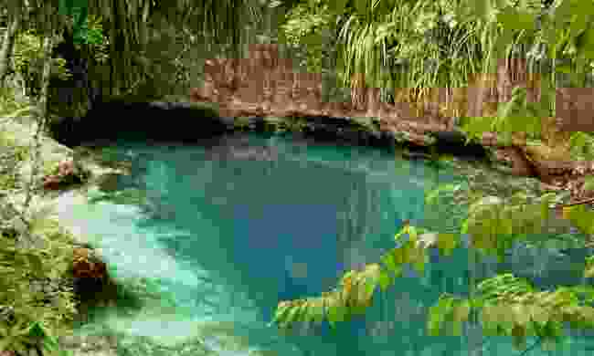 Hinatuan River (Dreamstime)