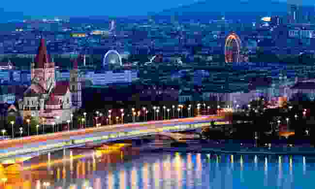 Don't miss Vienna — an unmissable jewel along the Danube on Tui River Cruises tour, the East Danube Explorer (Dreamstime)