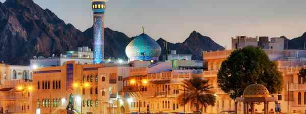 Sultan Qaboos Grand Mosque (Shutterstock)