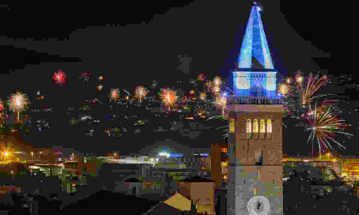 New Year's Eve in Koper (Slovenian Tourist Board)
