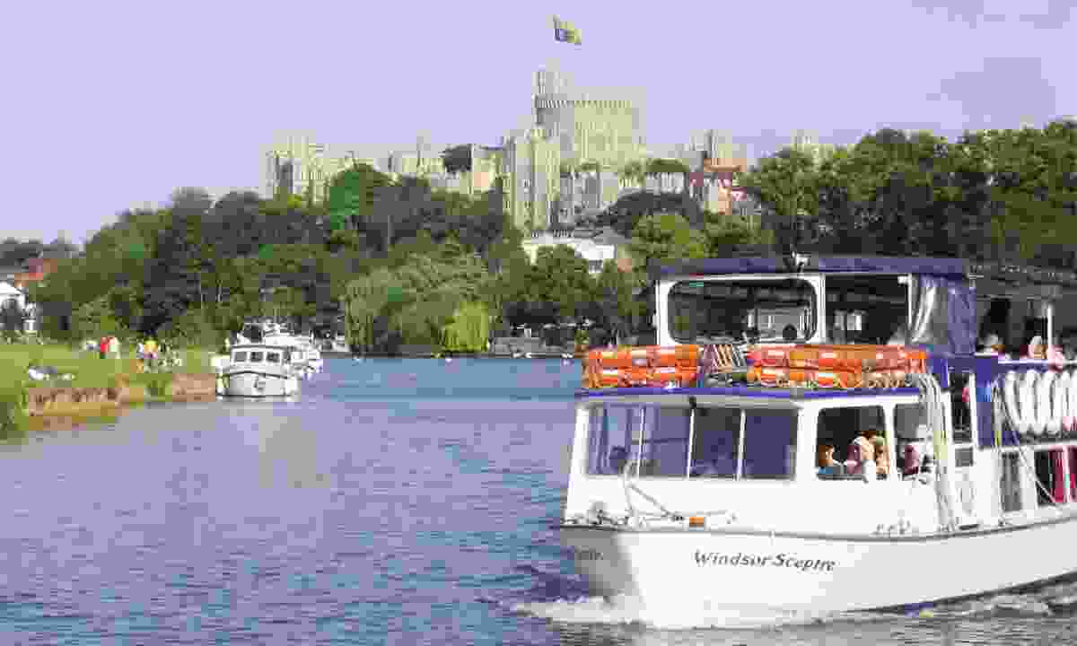 French Brothers boat trips (windsor.gov.uk)