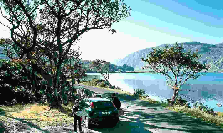 Drive through Glenveagh National Park  (Tourism Ireland)