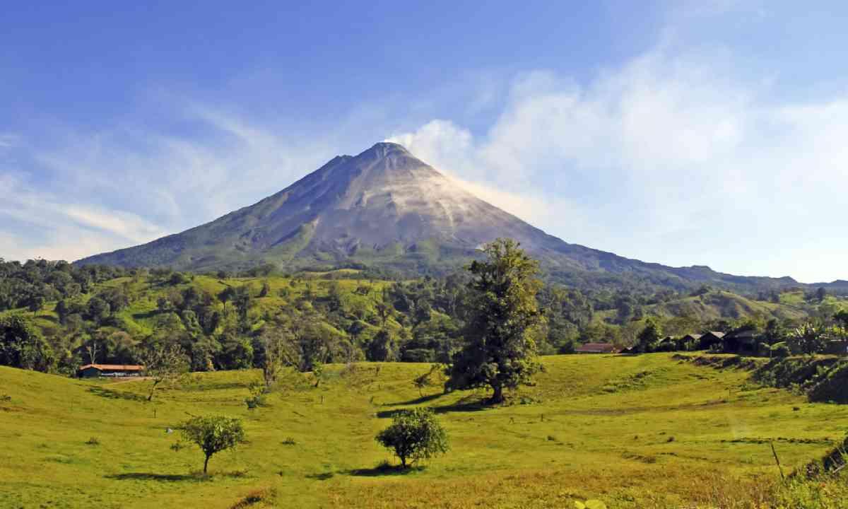 Arenal Volcano (Shutterstock)