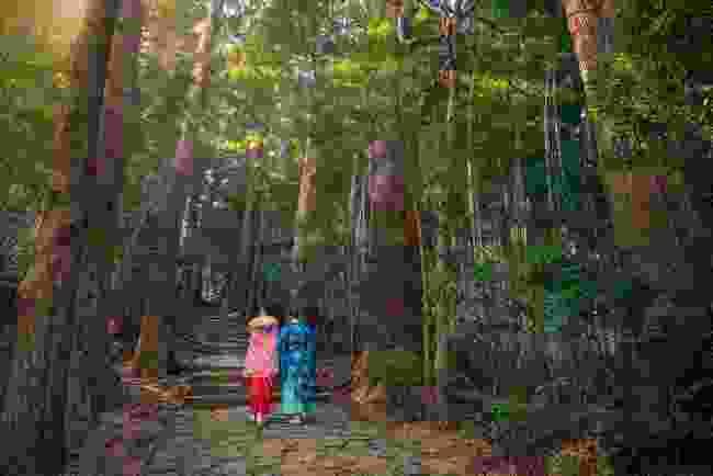 Take an ancient pilgrimage (Shutterstock)