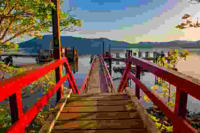 Salt Spring Island, British Columbia, Canada (Shutterstock)