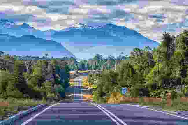 A section of the Carretera Austral, Chile (Shutterstock)