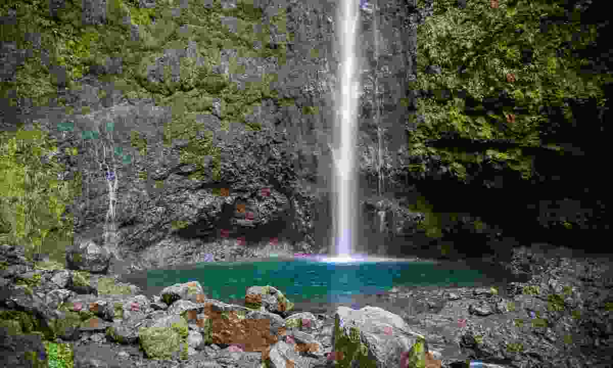 Abseil down waterfalls and jump into lagoons on a canyoning adventure in Maderia (Shutterstock)