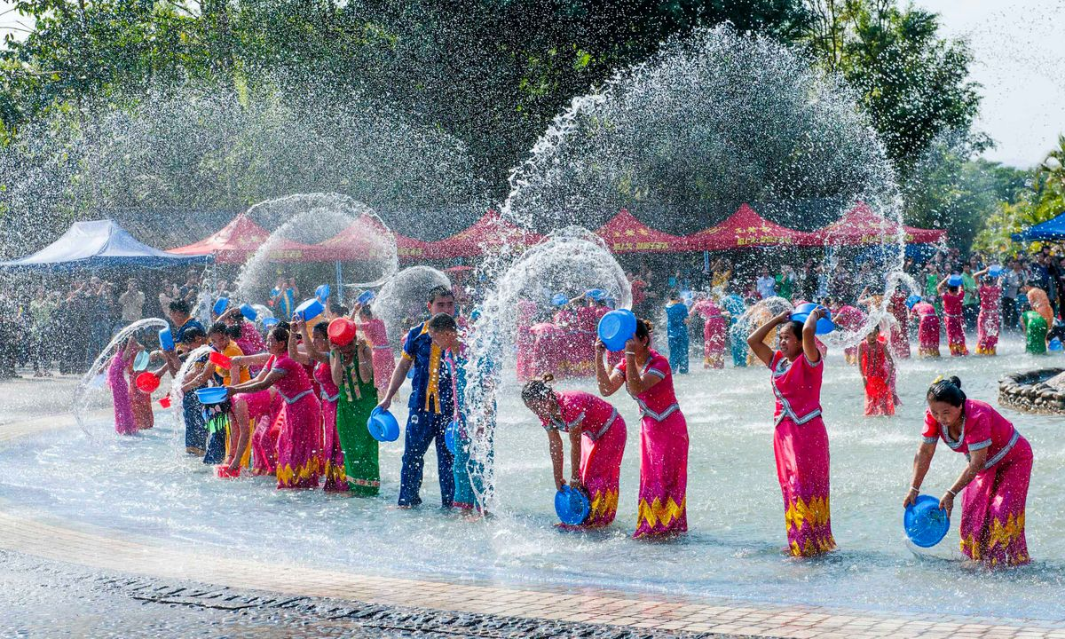 What is Songkran Festival? Everything you need to know | Wanderlust