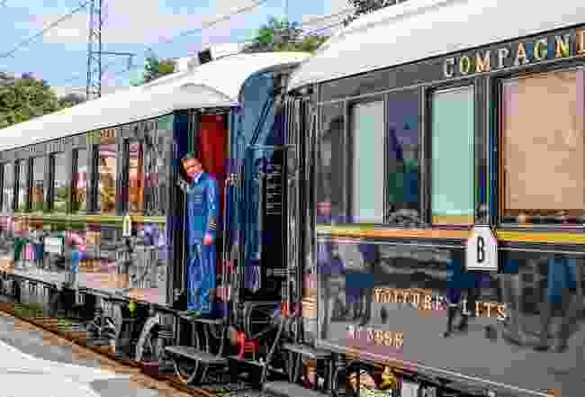 Venice Simplon-Orient-Express (Shutterstock)