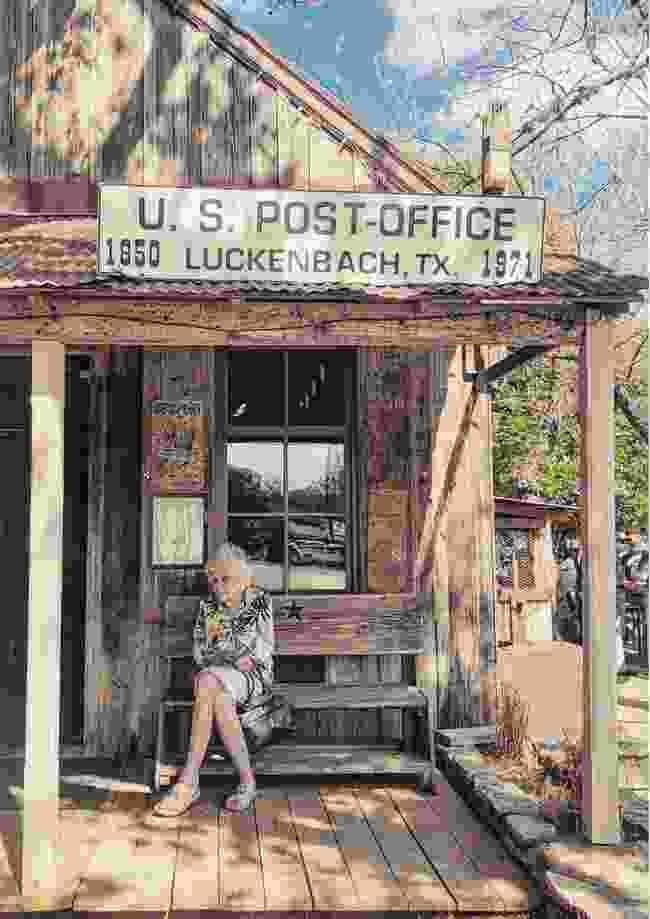 Luckenbach. Population: 3, Luckenbach, Texas, USA (Rebecca Banks)
