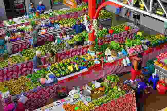 Papeete Market (Shutterstock)