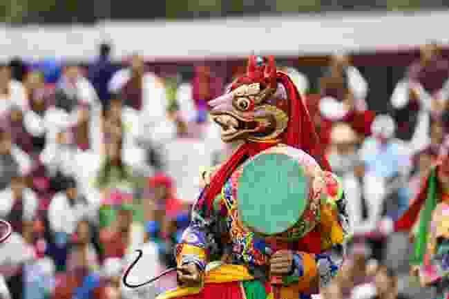 Thimphu Tshechu (Shutterstock)