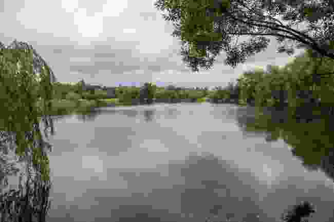 Valley of Three Ponds (Shutterstock)