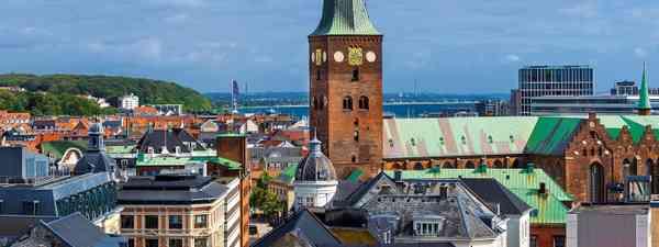 Aarhus, Denmark (Shutterstock)
