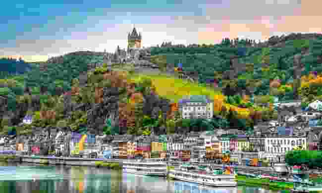 The Moselle Valley: Vines & Views itinerary shows Cochem at its prettiest (TUI River Cruises)