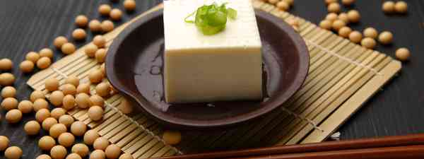 Tofu in Japan (Dreamstime)