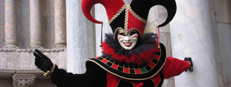 Celebrating Carnival in Venice (Dreamstime)