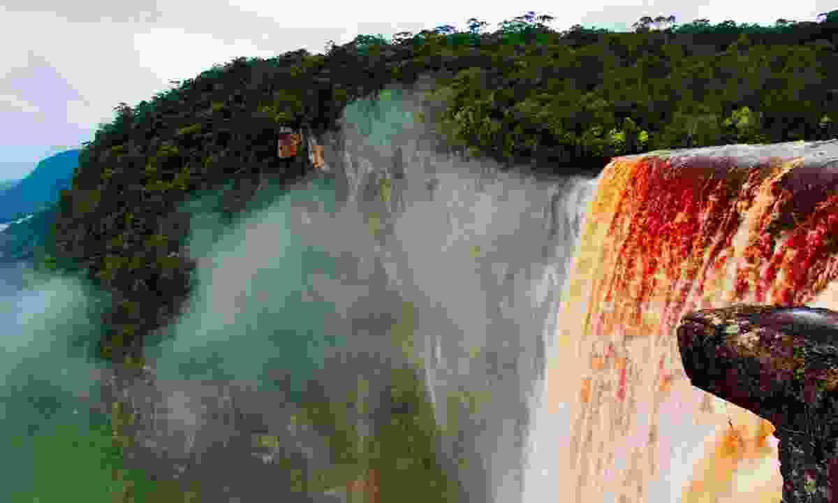 Kaieteur waterfall, Guyana (Shutterstock)