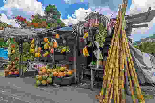 Fruit stand in St Catherine (Shutterstock)