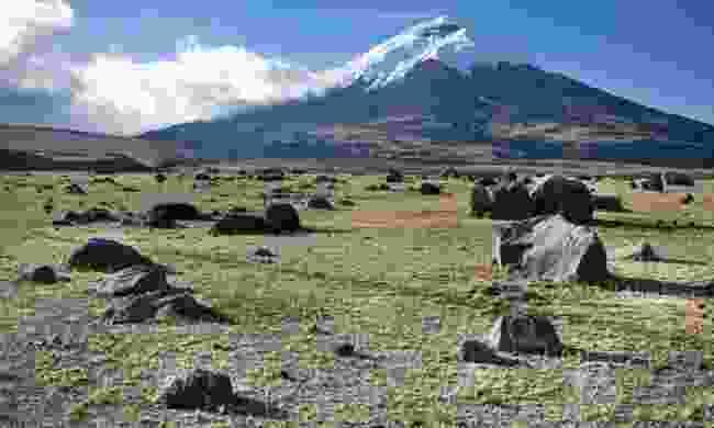Cotopaxi volcano in Ecuador (Dreamstime)