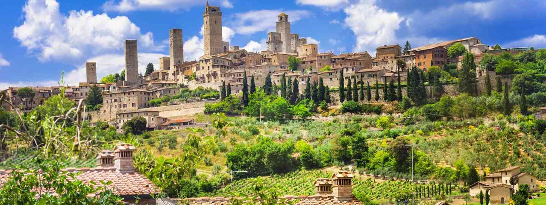 Tuscany (Dreamstime)