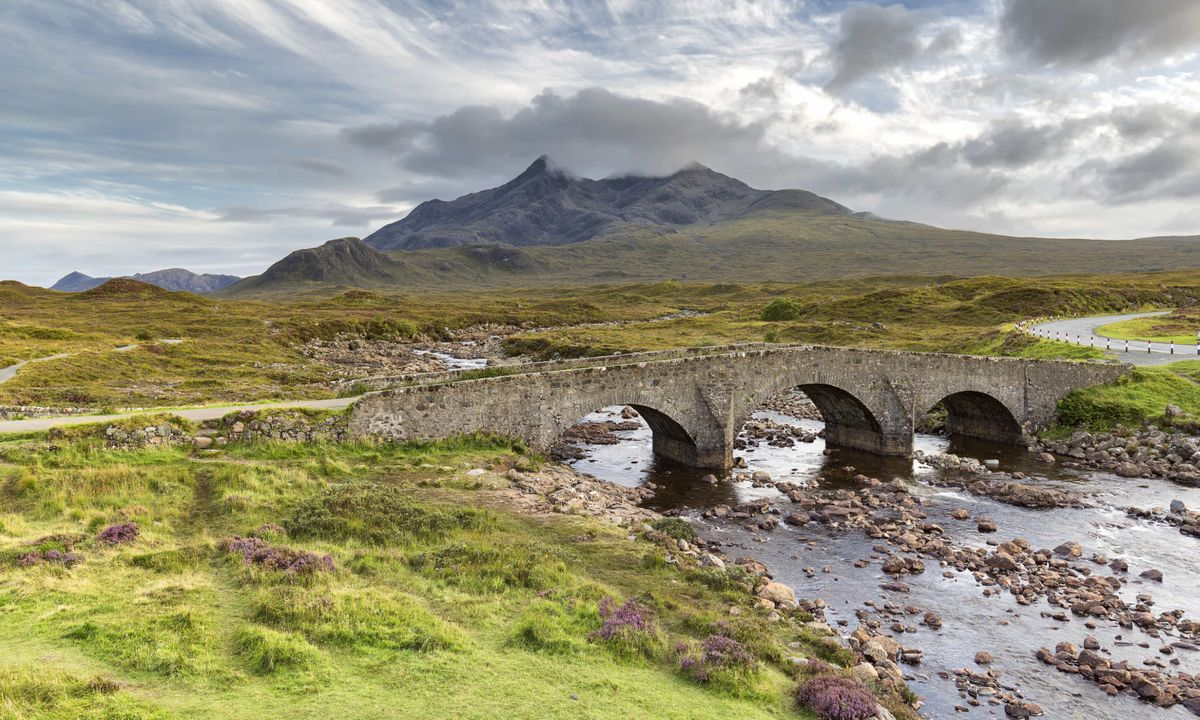 9 volcanoes to see in the UK
