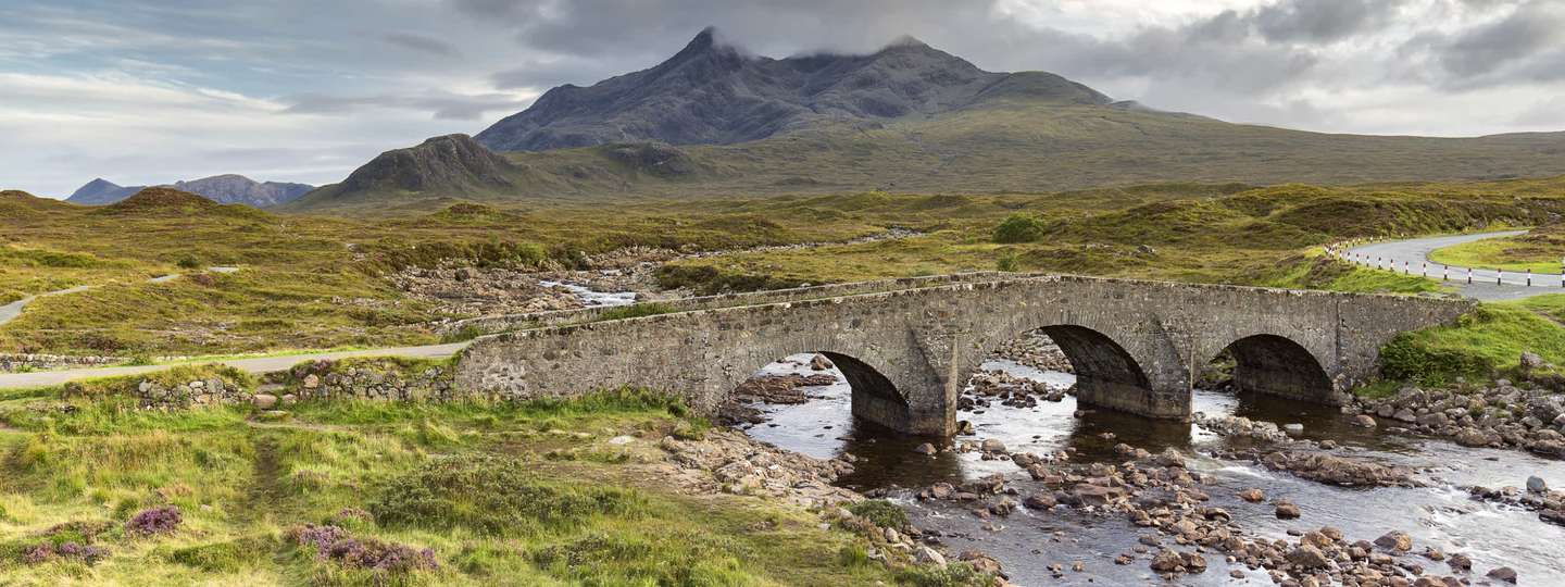 Cuillin mountains (Dreamstime)