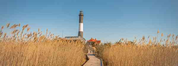 Fire Island in New York is car-free and a cyclist's paradise (Shutterstock)