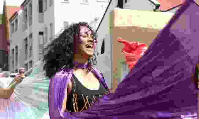 Attend St Helena's Carnival in October (St Helena Tourist Board)
