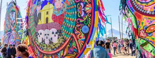 Day of the Dead in Guatemala (Shutterstock)