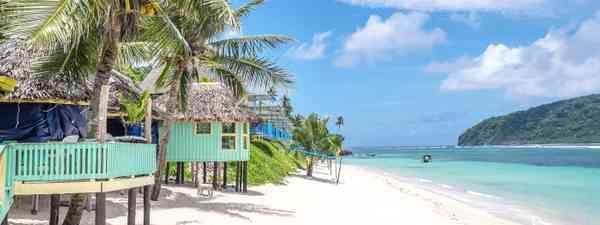 Lalomanu beach (Shutterstock)
