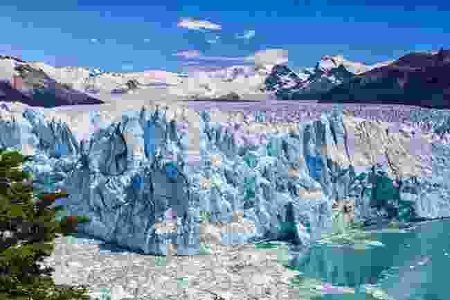 The majestic Perito Moreno Glacier, Argentina (Shutterstock)