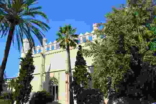La Lonja building (Shutterstock)