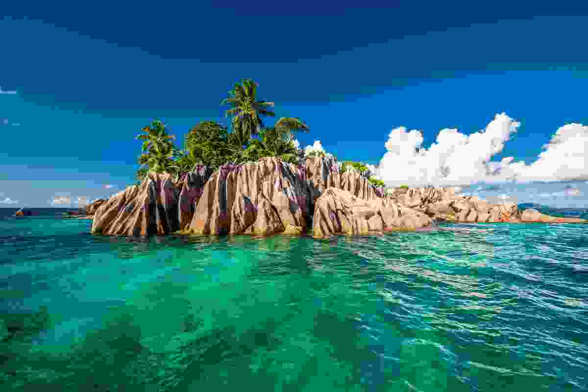 The stunning island of St Pierre in The Seychelles (Shutterstock)