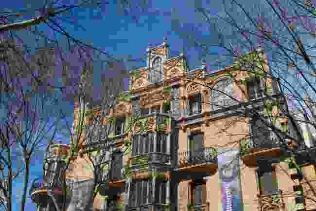 Caixa Forum, previously known as 'Gran Hotel' (islikemint)