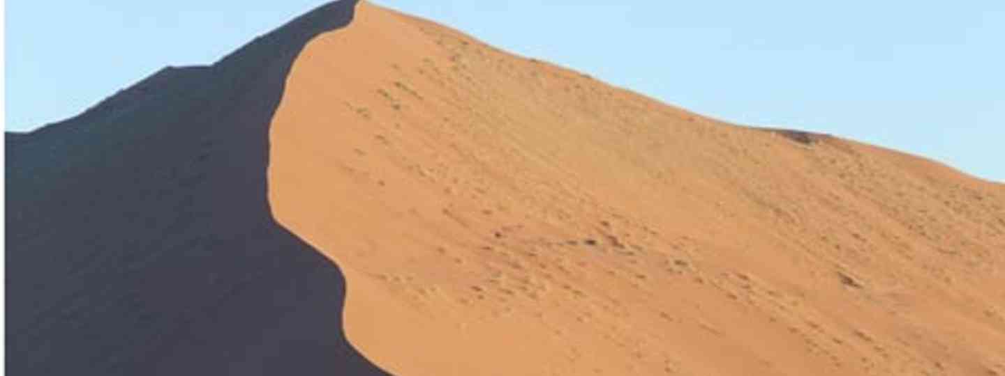 Namibia: home of towering dunes and rugged coastline - but no malaria (mpaskevi)
