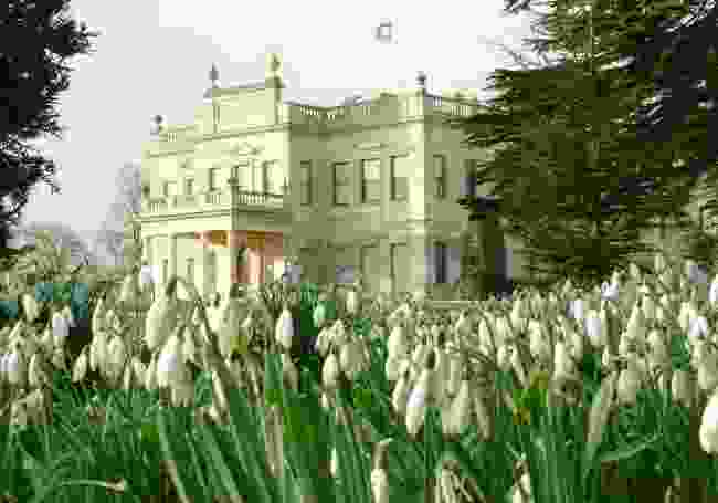 Brodsworth Hall, Doncaster (English Heritage)