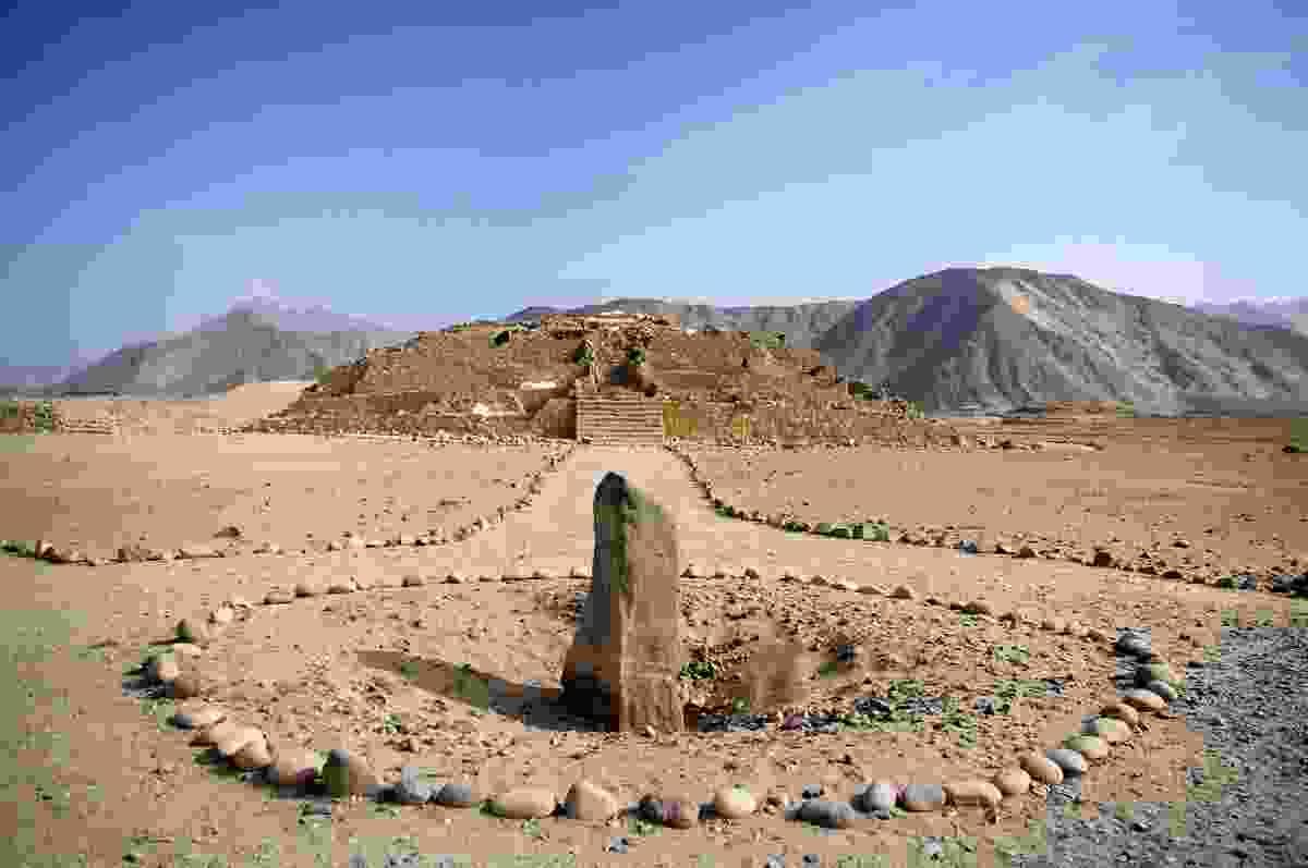 Caral, Peru (Shutterstock)
