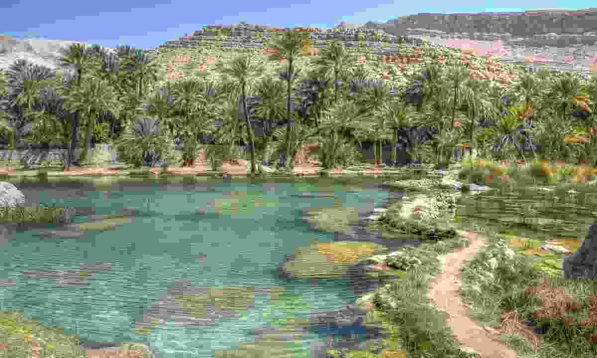Wadi Bani Khalid (Shutterstock)