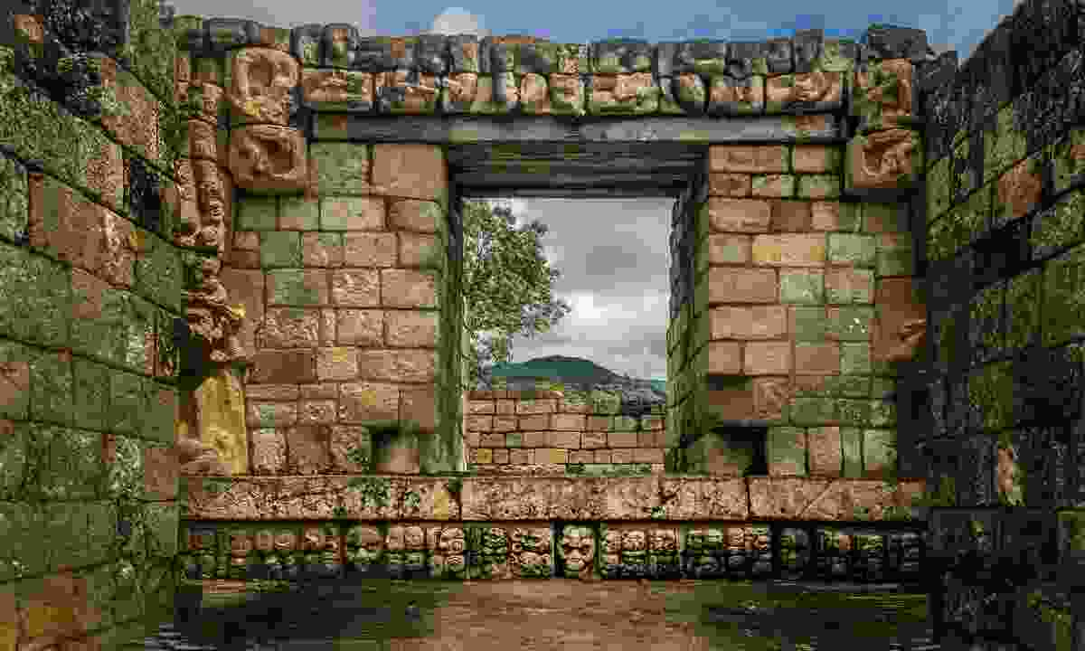 The ruins of Copán (Shutterstock)