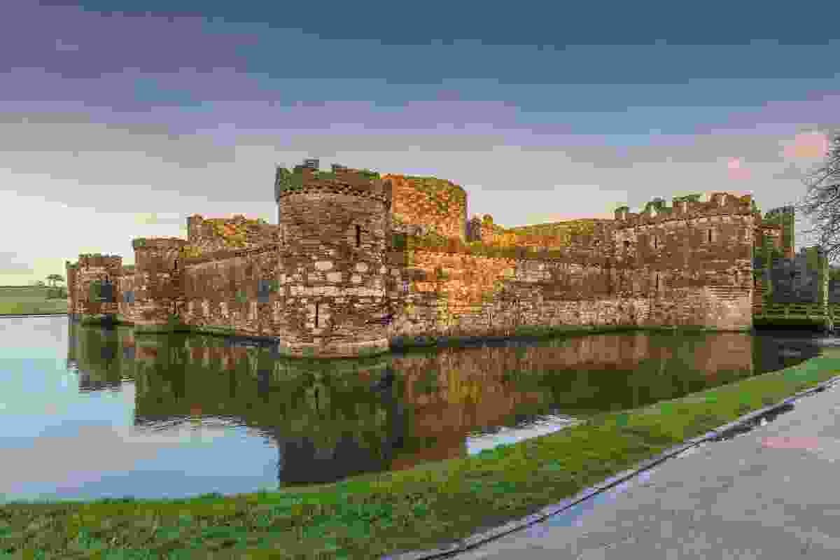 Beaumaris Castle, Anglesey, Wales (Dreamstime)