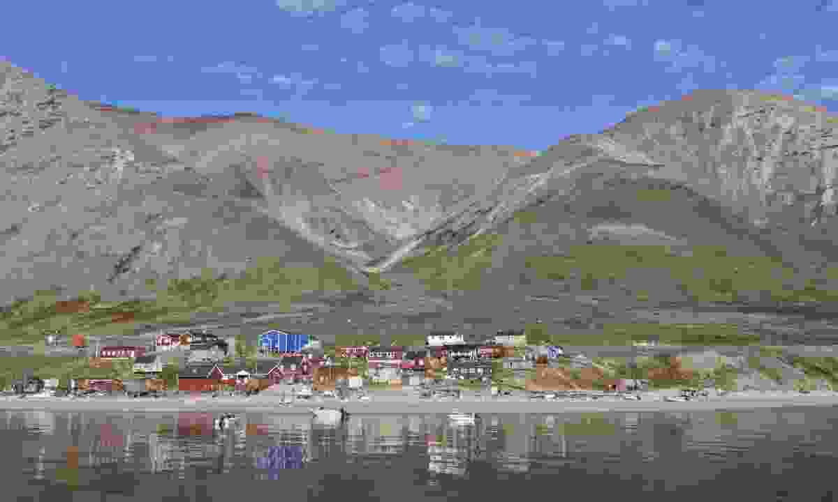 The village of Siorapaluk, Greenland (Dreamstime)
