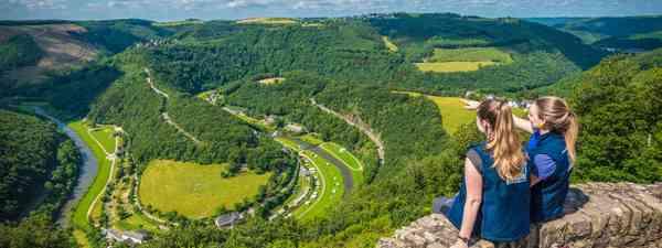 Best hikes in Luxembourg (ORT Éislek/Dan Castiglia)