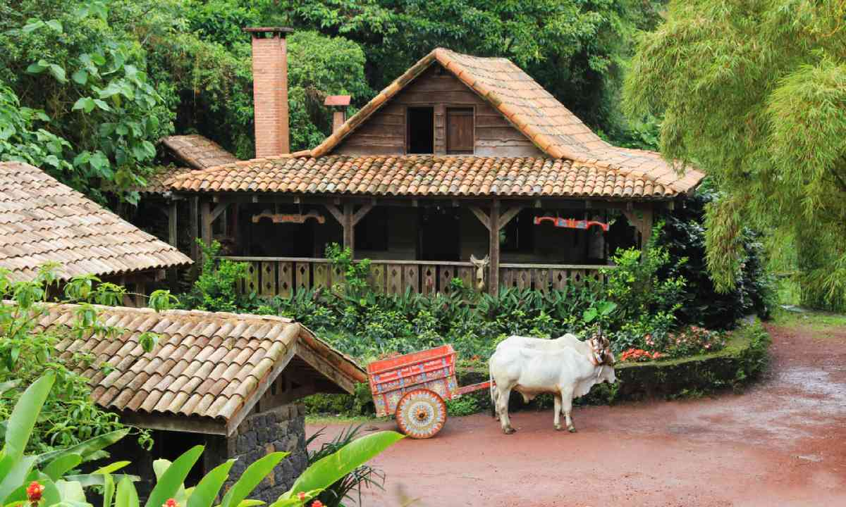 Traditional Costa Rican home (Shutterstock)