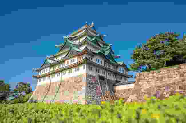 Nagoya is home to this 500-year-old castle (Shutterstock)