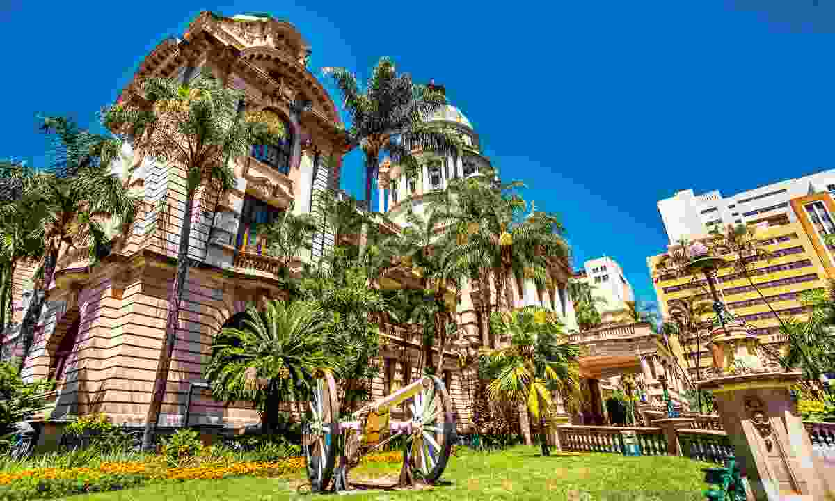 Durban City Hall (Shutterstock)