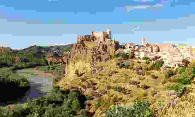 Landscape of the Cabriel River, Spain (Shutterstock)