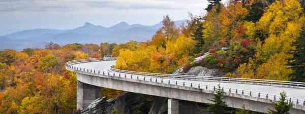 The Blue Ridge Parkway (Shutterstock)